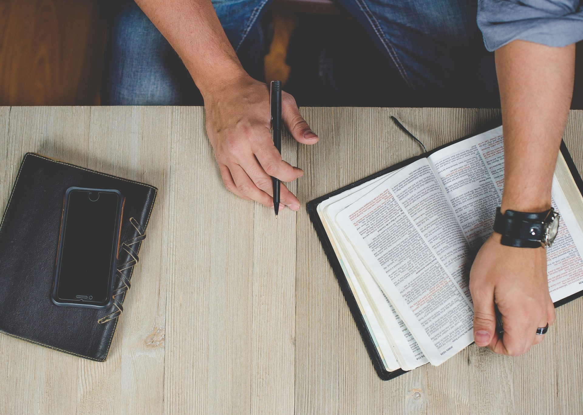The Benefits of Sermon Transcriptions for Pastors and Preachers