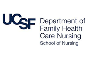 UCSF department of family health care nursing logo