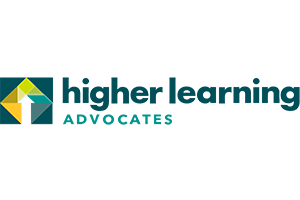 Higher learning advocates logo